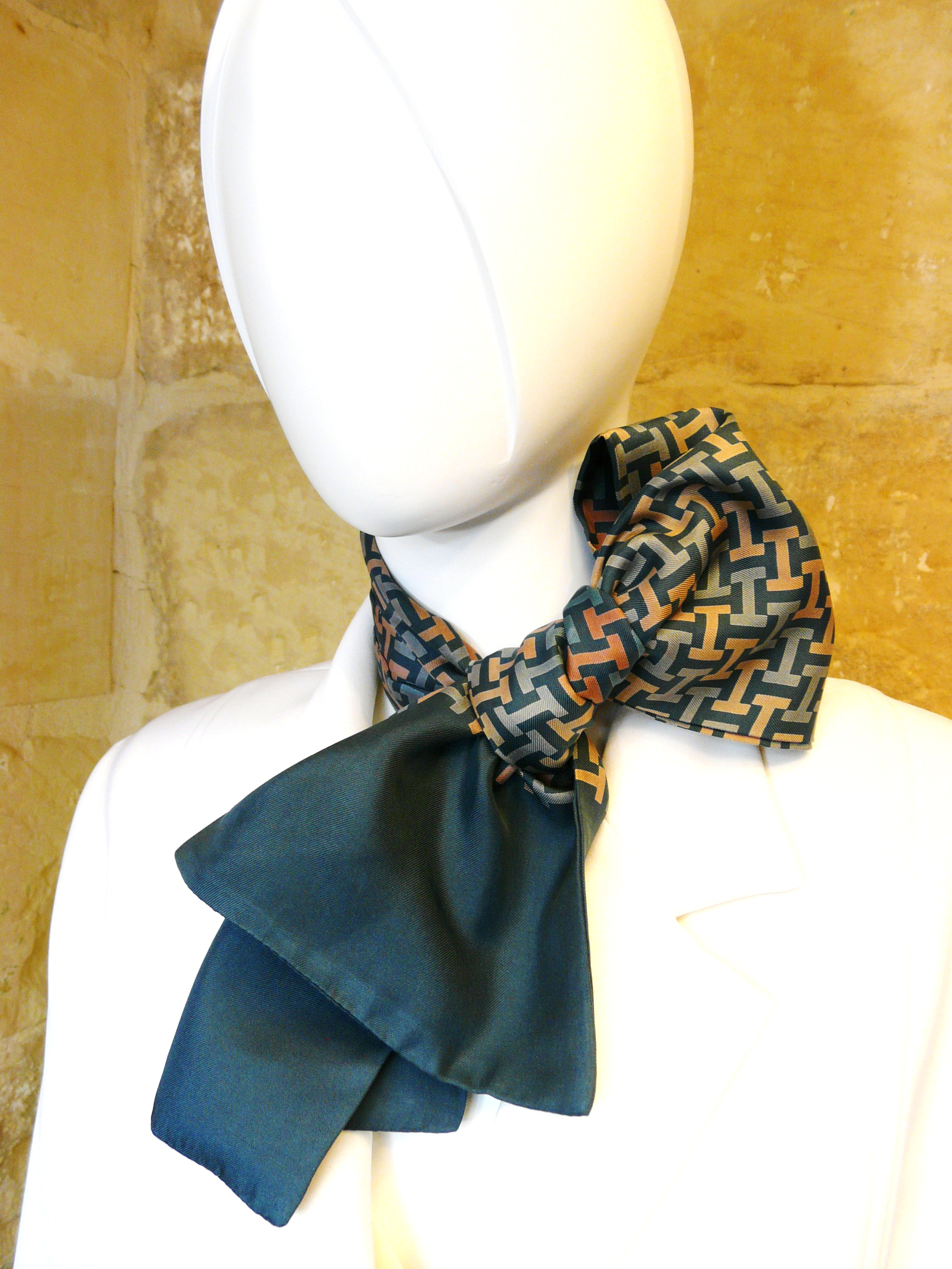 An Ascot...not just for men anymore