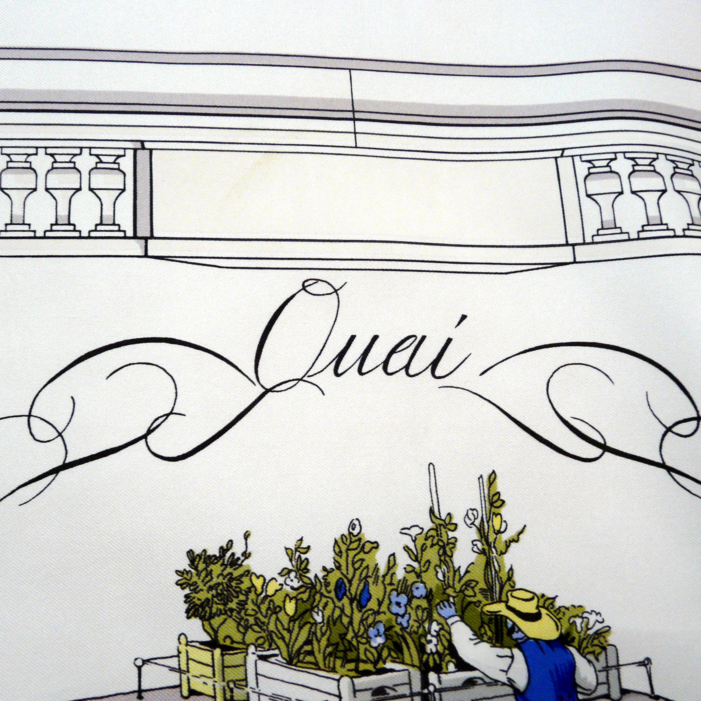 Quai aux Fleurs Hugo Grygkar Early Issue Close Up