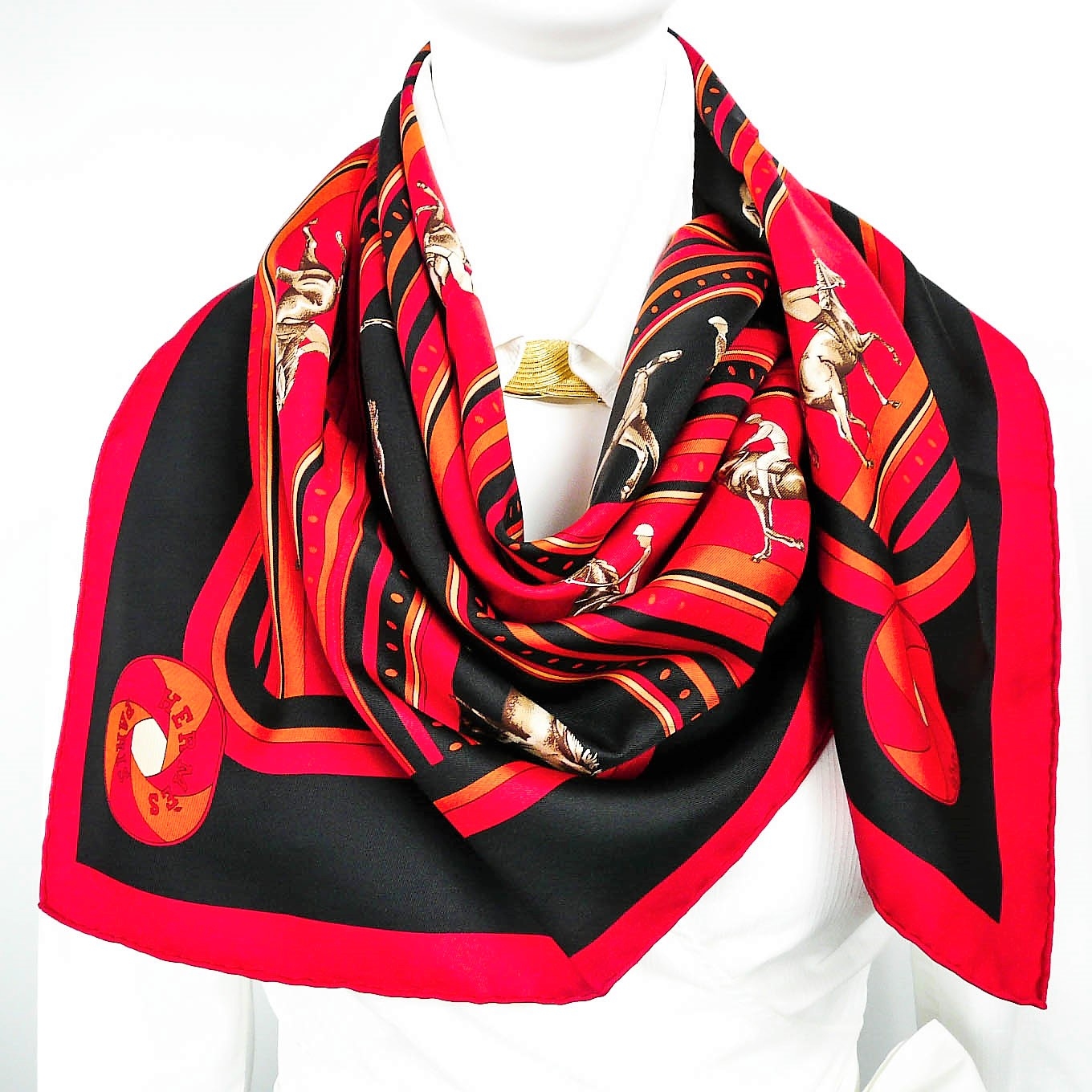 Sequences HERMES Scarf