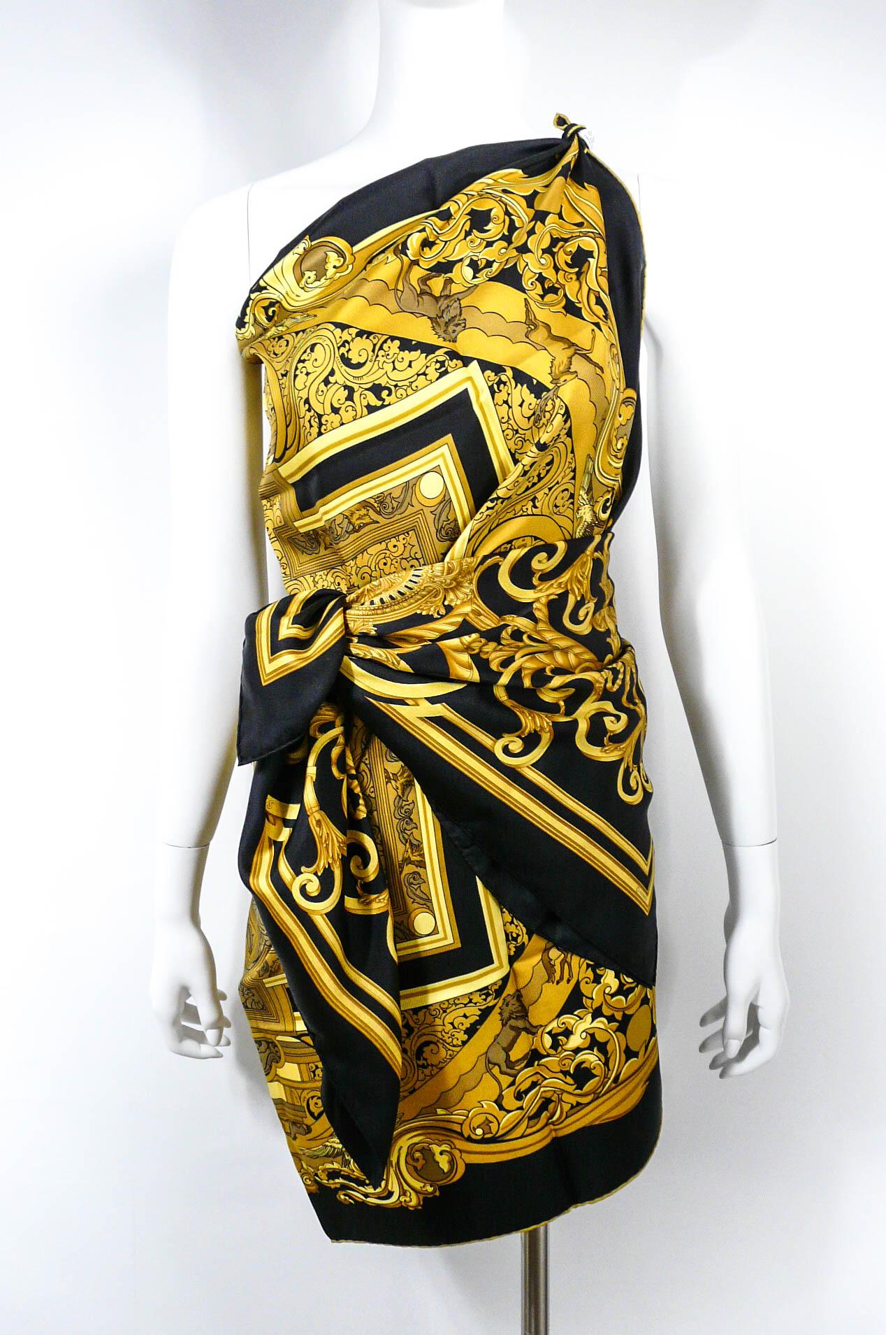 les-tuileries-hermes-silk-scarf-black-gold1-7